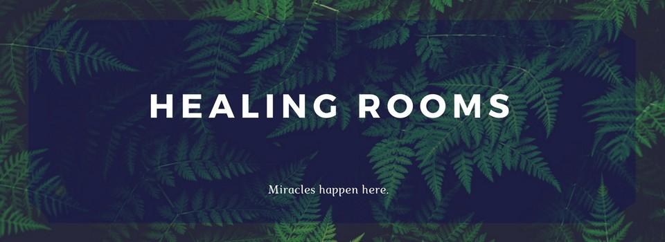 Healing Rooms