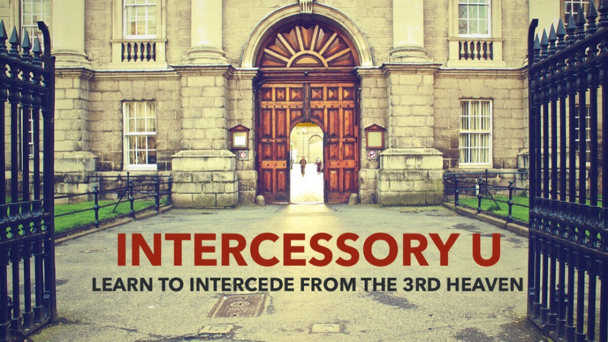 Intercessory U