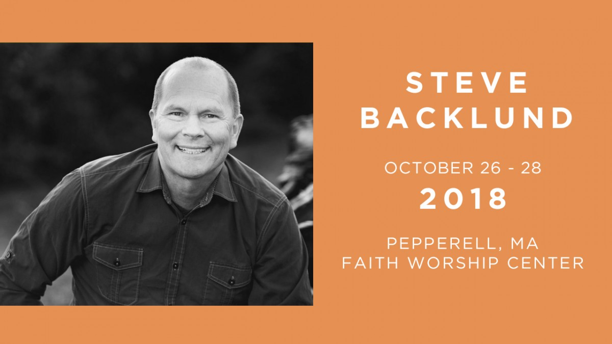 Sunday Morning: Steve Backlund