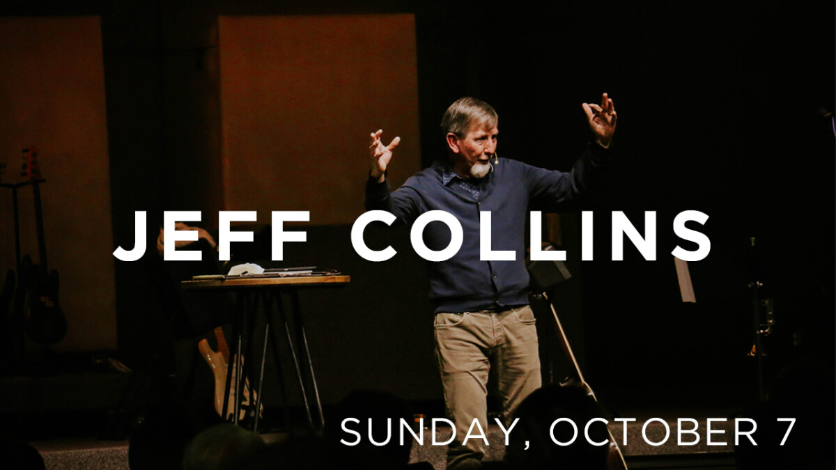 Special Guest: Jeff Collins