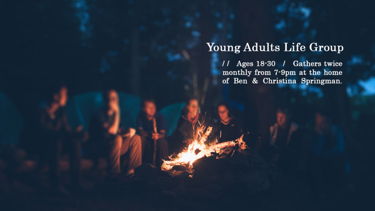 Young Adults Life Group