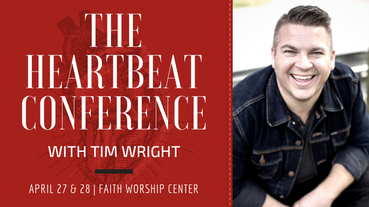 The Heartbeat Conference - with Tim Wright