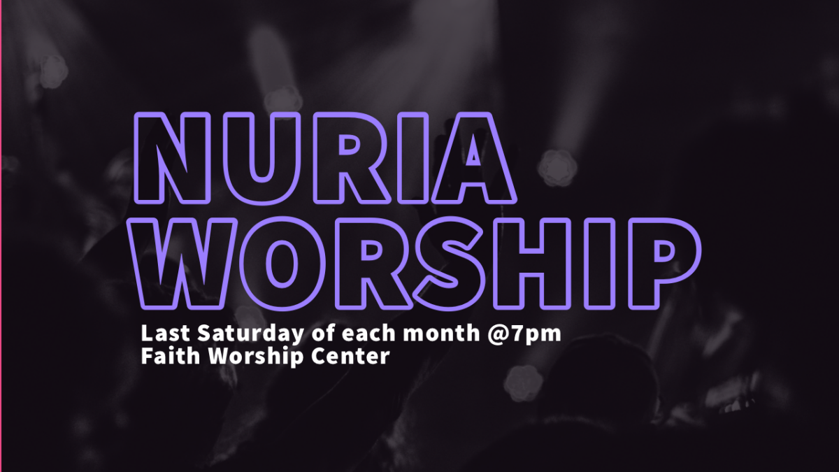 Nuria Family Worship Night