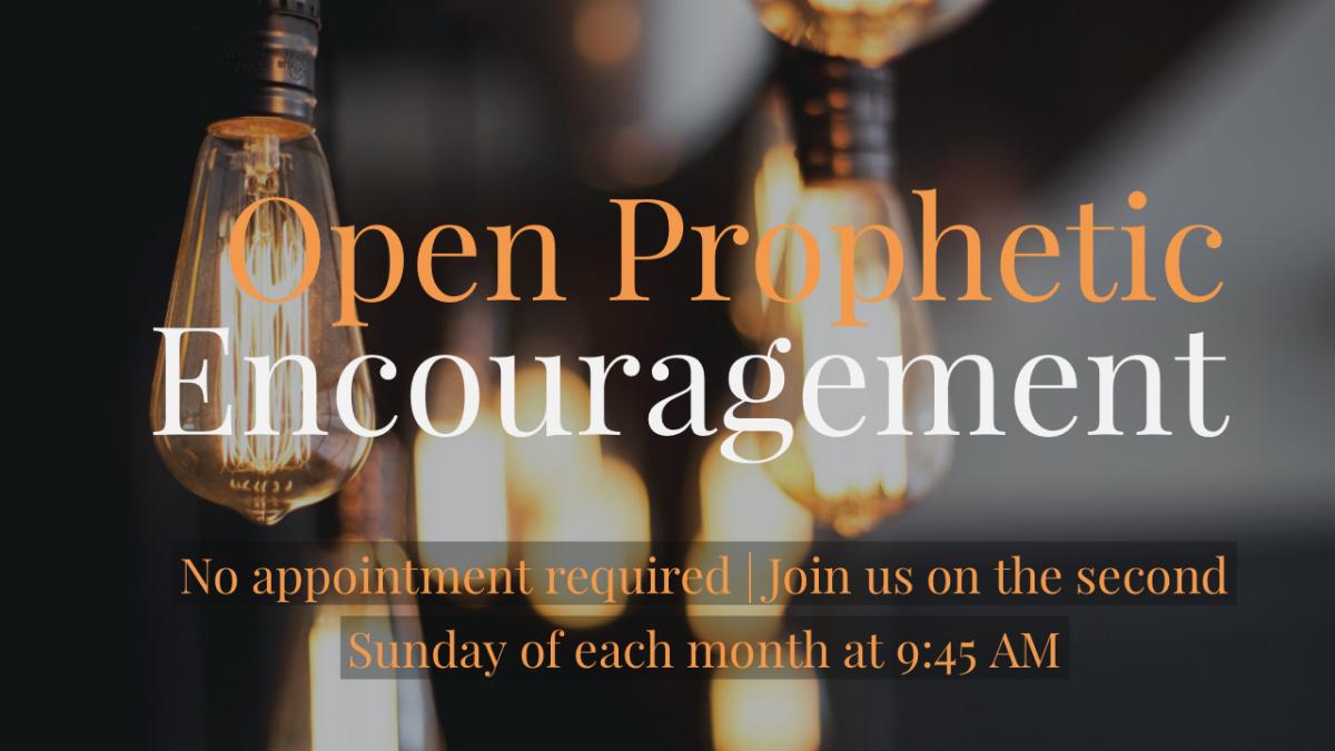Open Prophetic Ministry