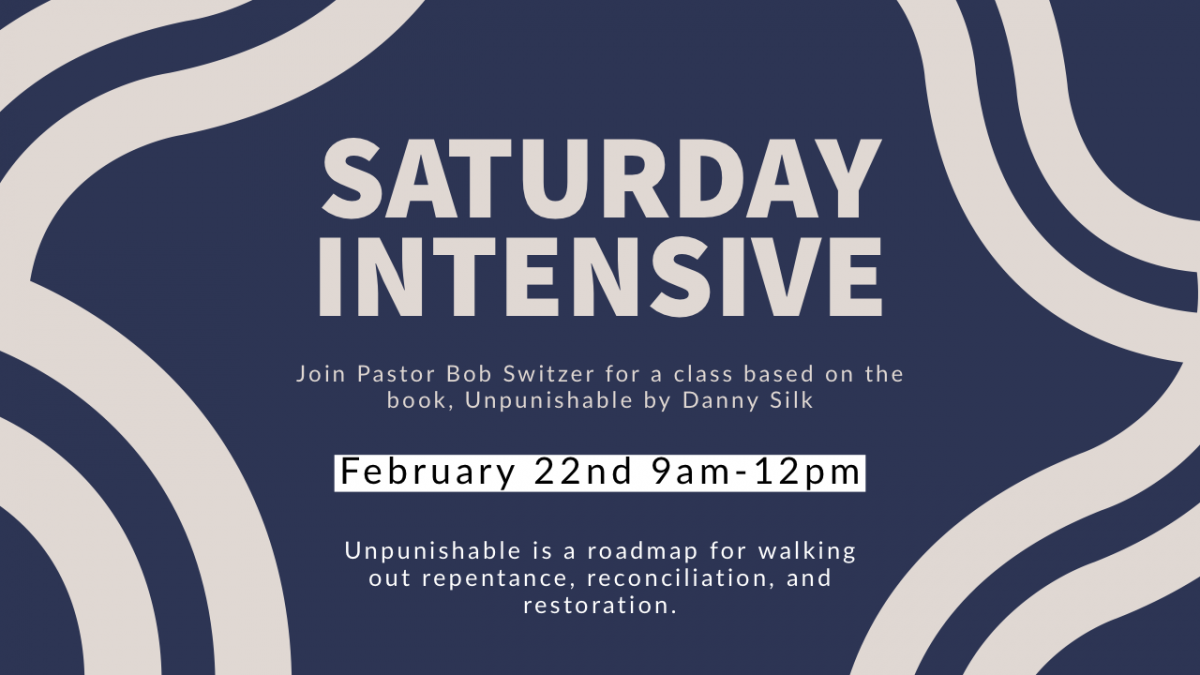Saturday Intensive | Unpunishable by Danny Silk