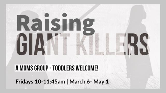 Raising Giant Killers