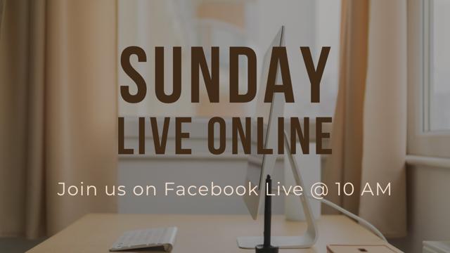 Sunday LIVE ONLINE
