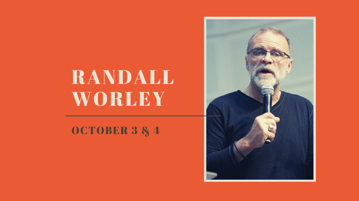 Guest Speaker Randall Worley