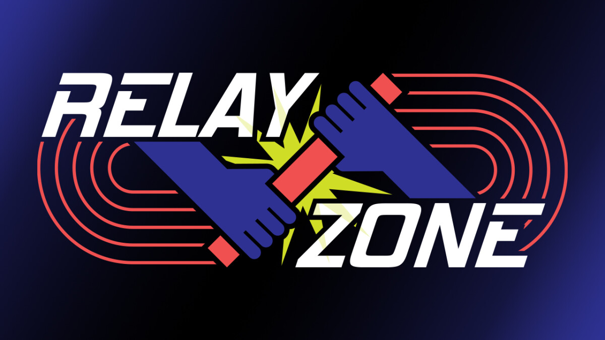Relay Zone (for kids and their parents)
