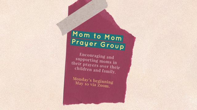 Mom to Mom Group